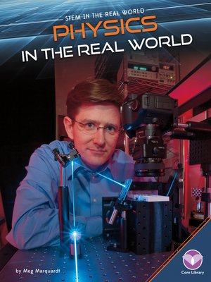 cover image of Physics in the Real World